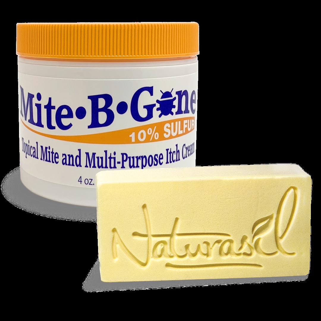 Mite B Gone Mite Eliminator Complete Relief Pack Naturasil