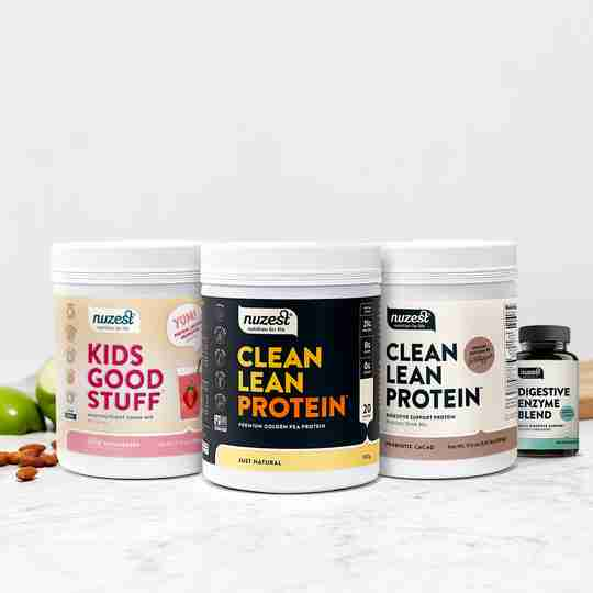 Nuzest Family of Products