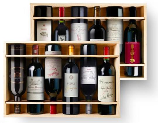 As Seen On Big Hammer Wines