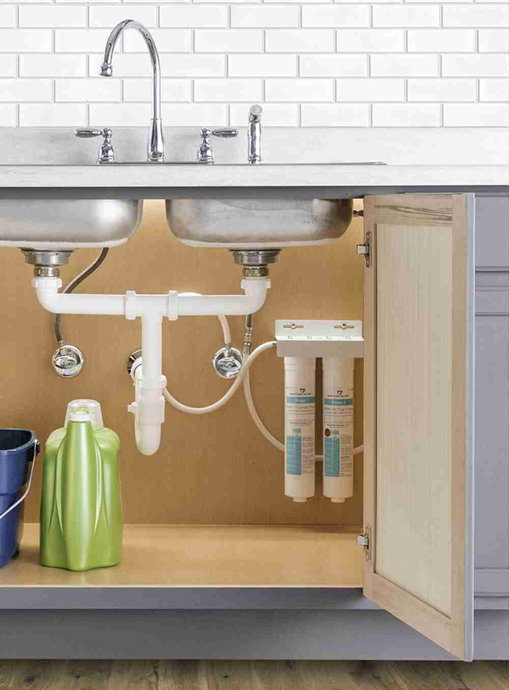 Clean, homebody enthusiast MAX, 2-Stage Home Filter
