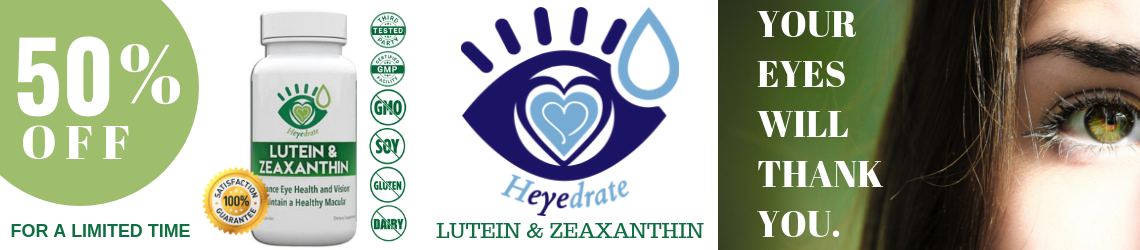 Heyedrate Lutein and Zeaxanthin