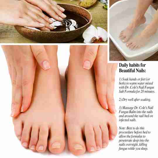 Daily Habits for Beautiful Nails