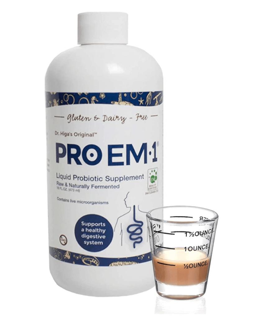 PRO EM-1 Probiotic (16 fl oz bottle)