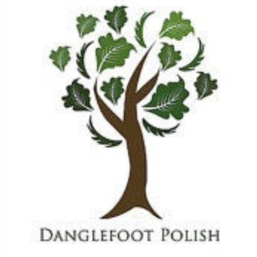 Danglefoot artisan indie nail polish from England.