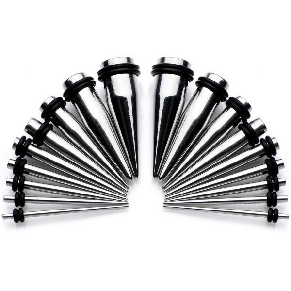 Stainless Steel Tapers