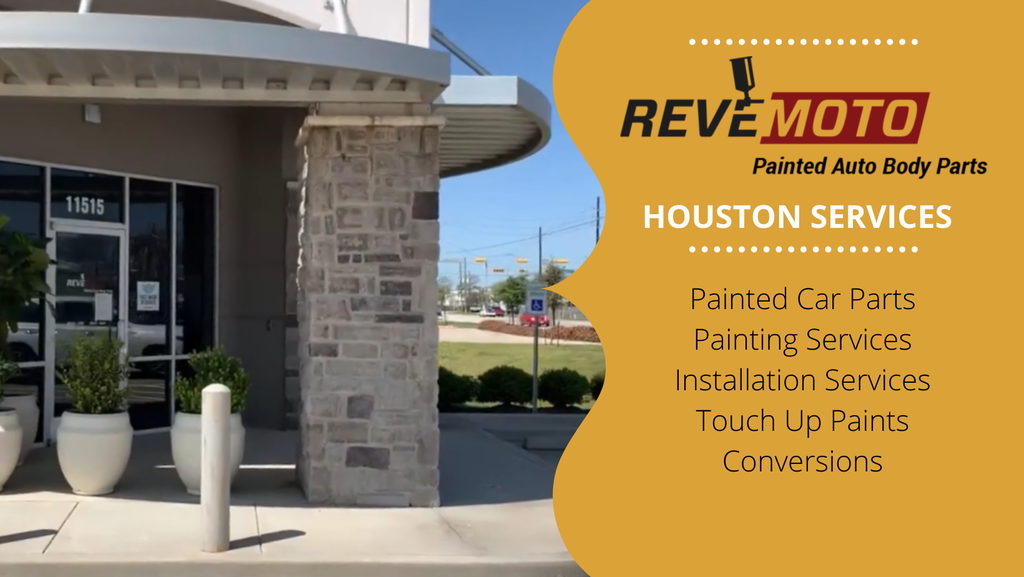 ReveMoto Houston Texas