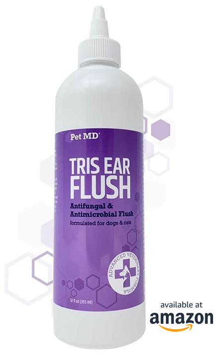 Tris Ear Flush