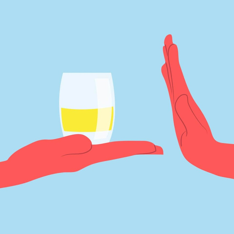 Most of our favorite drinks (beer, wine and liquor) contain histamine. Histamine is the chemical that induces allergy symptoms, like runny noses, headaches and itchy eyes.