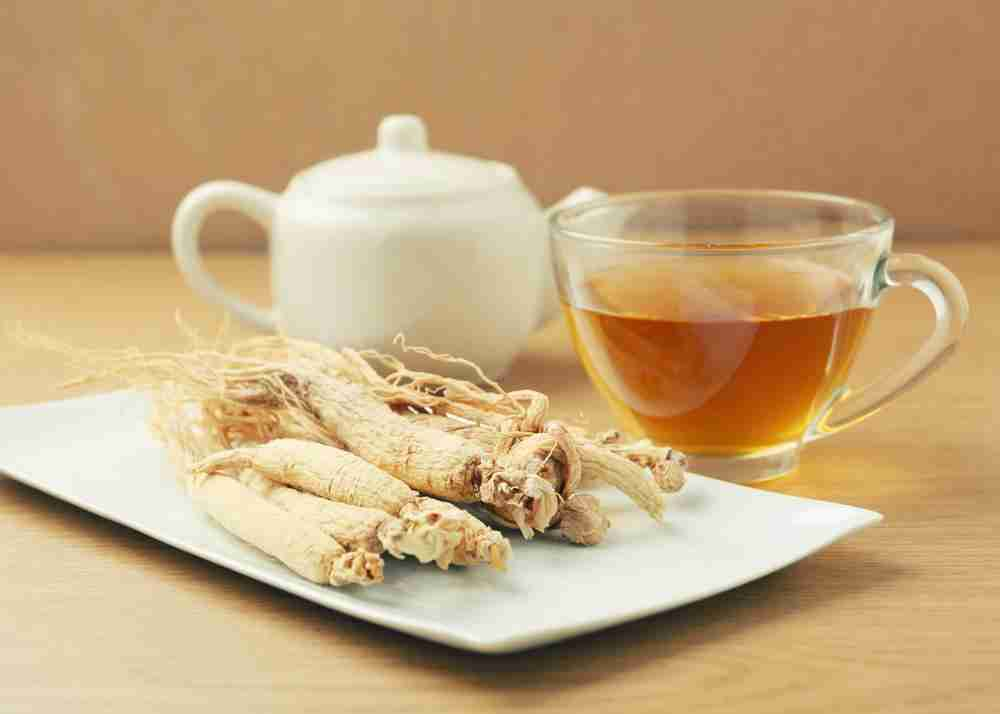 Ginseng can reduce the effects of menopause