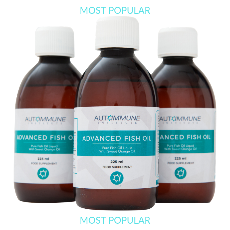Advanced Fish Oil - Triple Pack