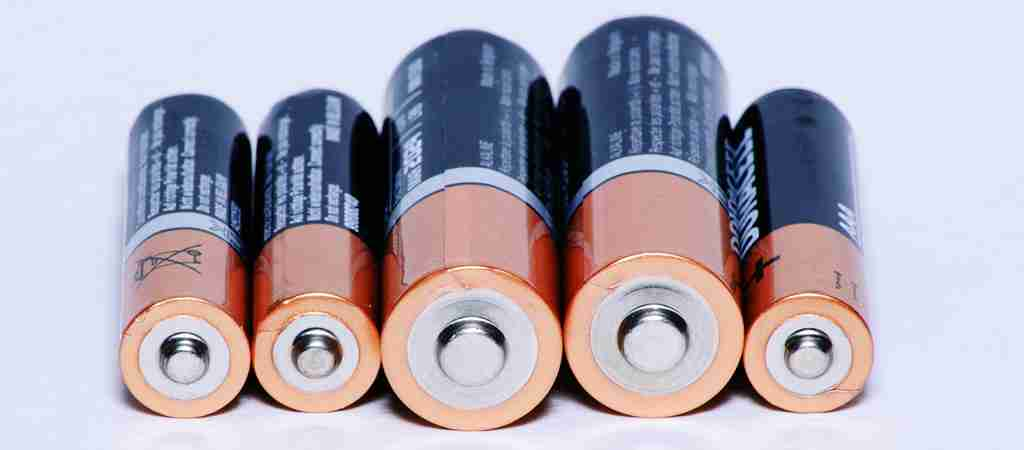 c and aa batteries
