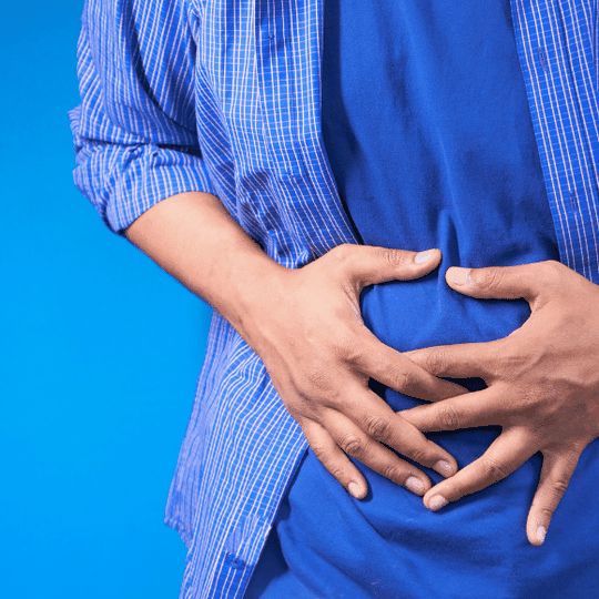 Consistent digestive issues is a sign of poor immune health