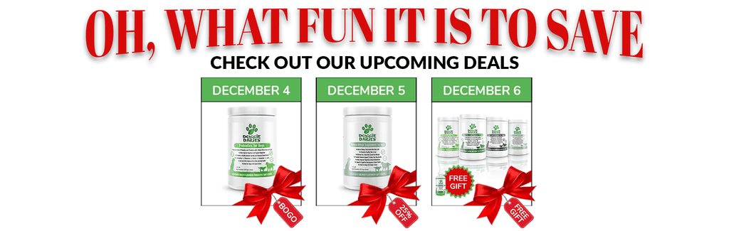 Oh, What Fun It Is To Save. Check Out Our Upcoming Deals.