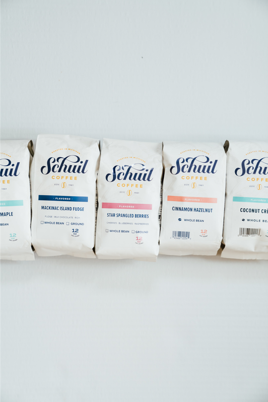 Schuil Coffee Flavored