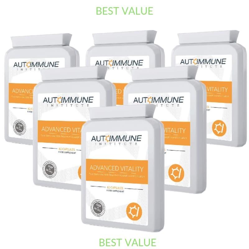 Advanced Vitality Six Pack