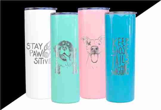 40% off Insulated Tumblers