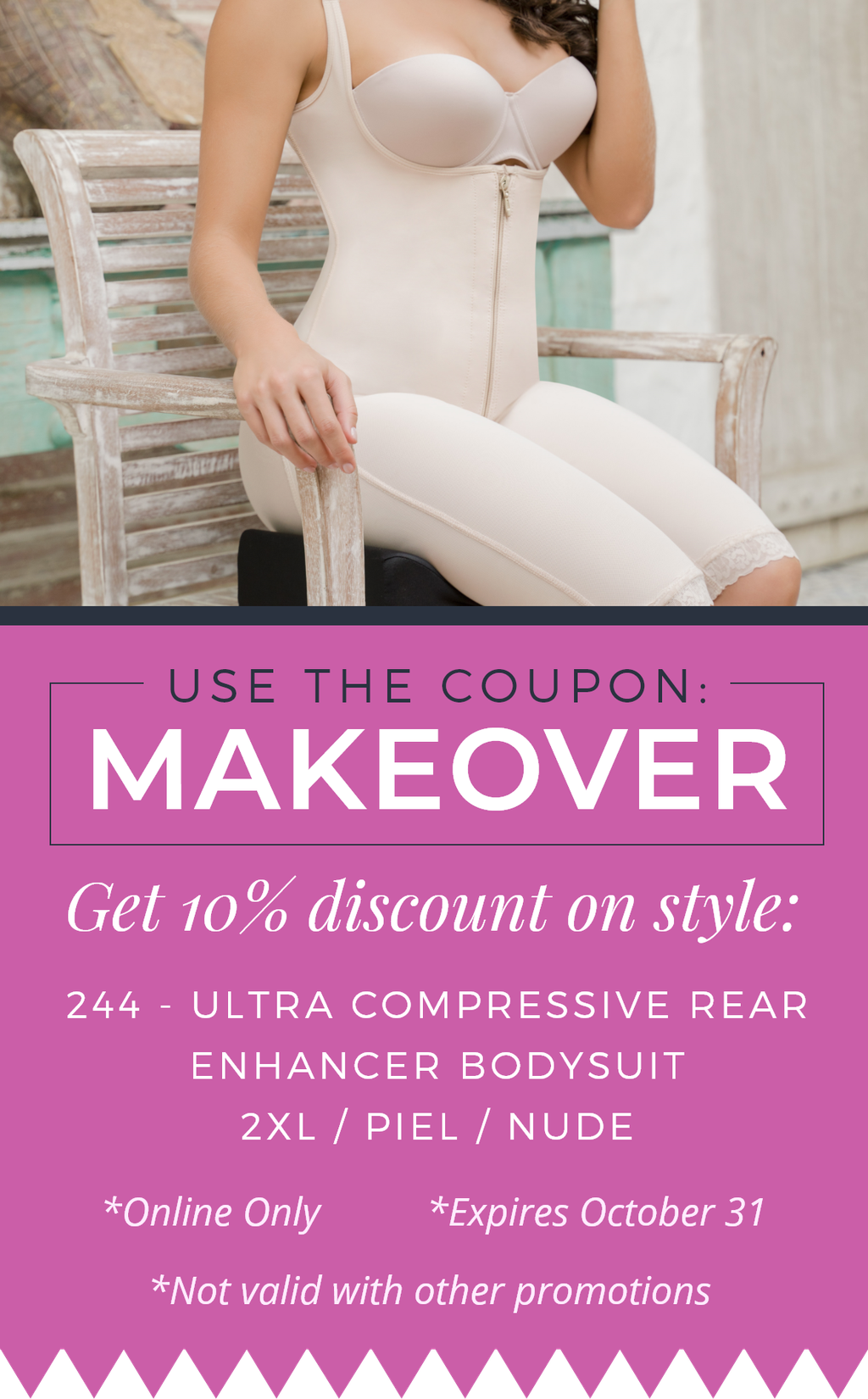 full body shaper on sale online only coupon, shapewear sale online only