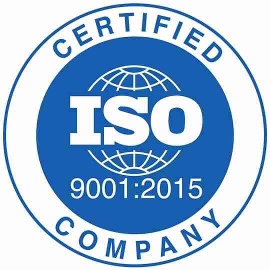ISO company logo