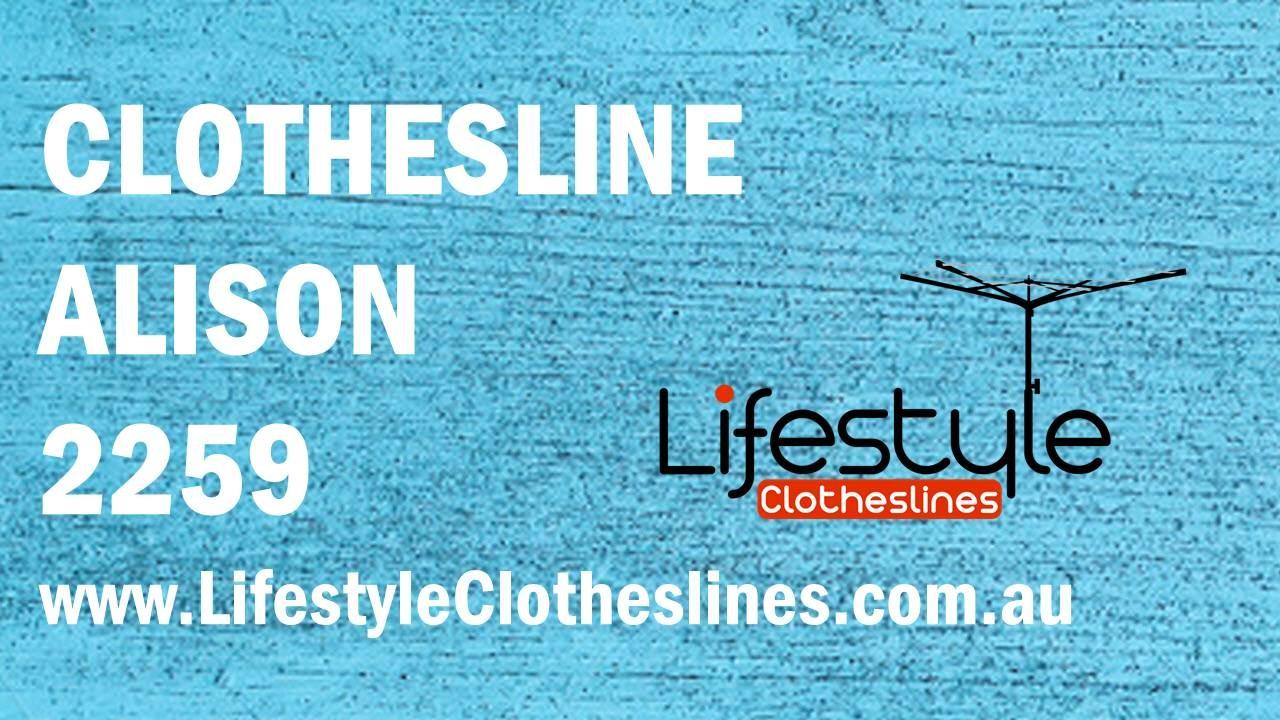 Clotheslines Alison 2259 NSW