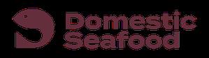 Domestic Seafood Burgundy Logo