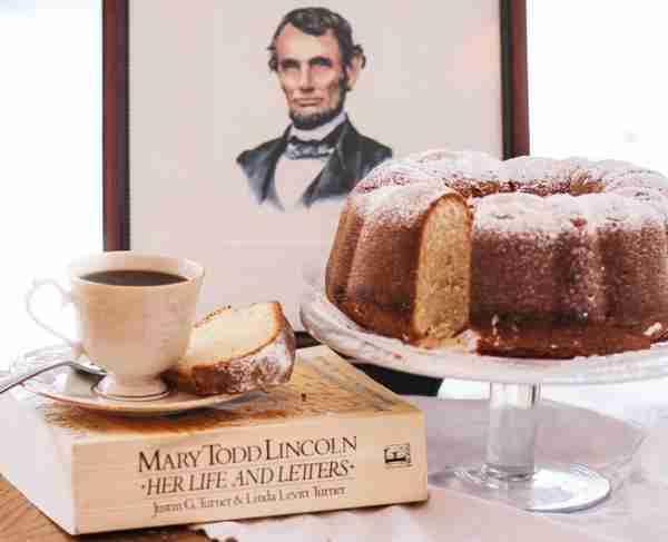 Abraham Lincoln's Favorite Cake