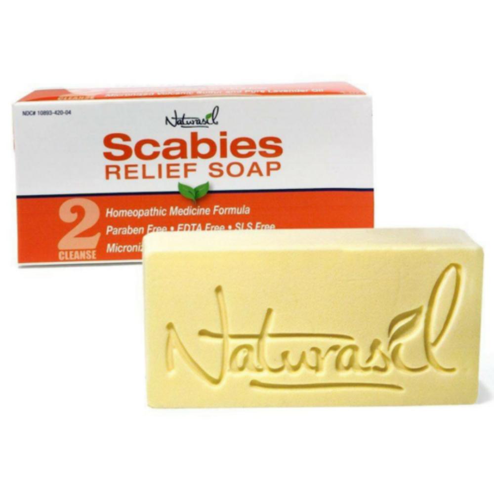 Scabies Treatment Soap - 4oz Bar