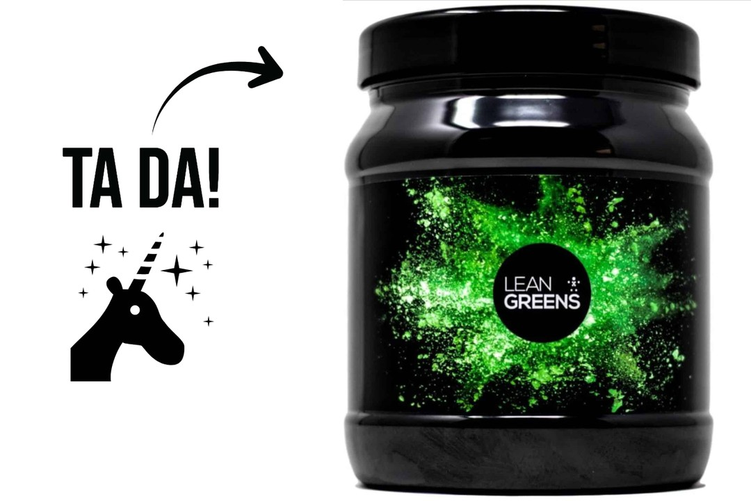 Lean Greens Super Greens Powder