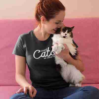 Dancer Cats Are Essential Unisex T-Shirt