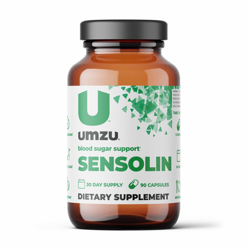 SENSOLIN: Natural Blood Sugar Support Supplement