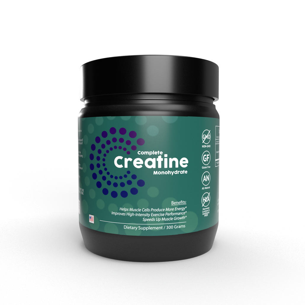 Complete Creatine Powder