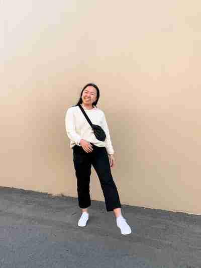 Ambassador Shirley | Modern Fisher Cotton Sweater