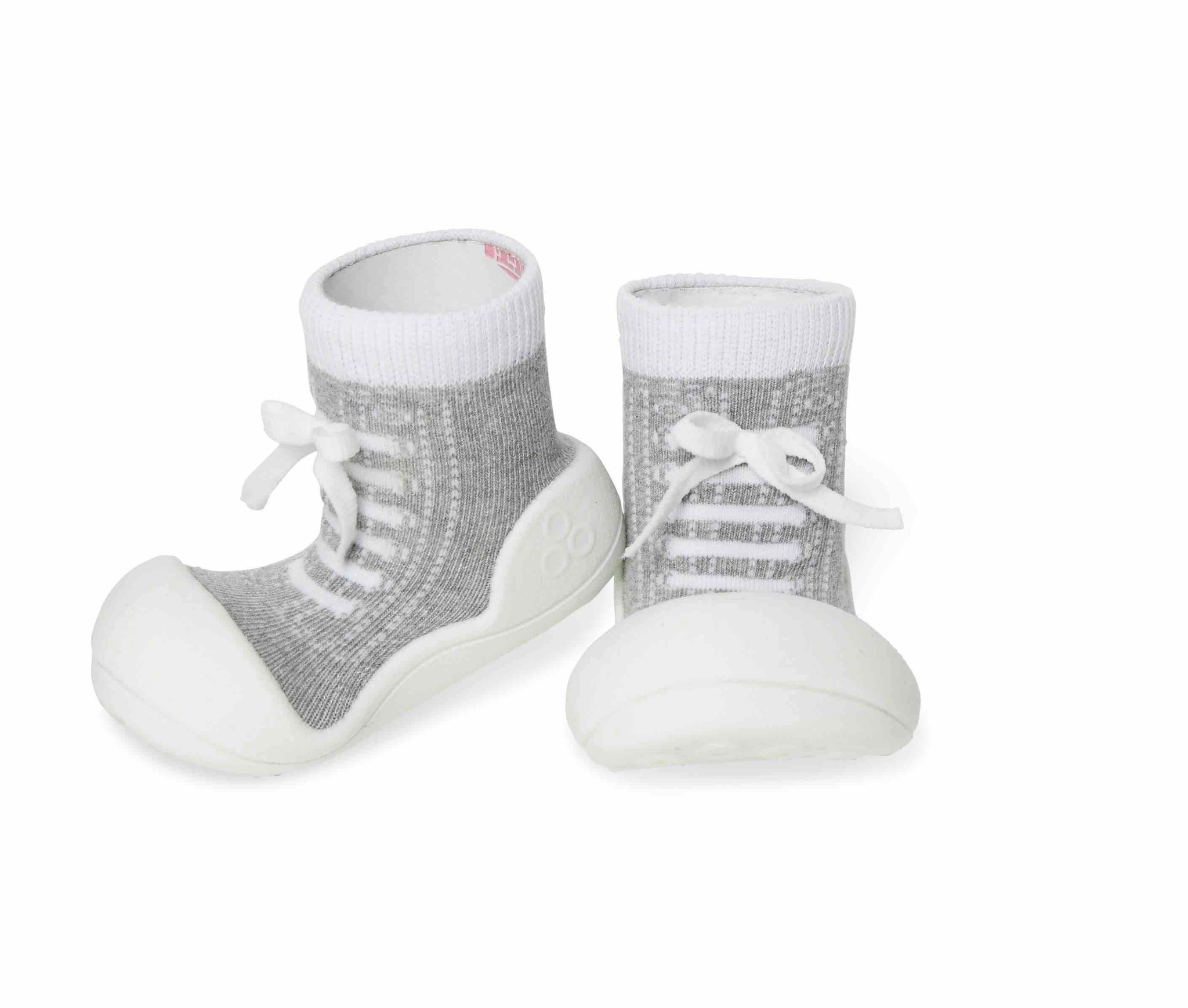 Attipas baby shoes in Sneaker Grey