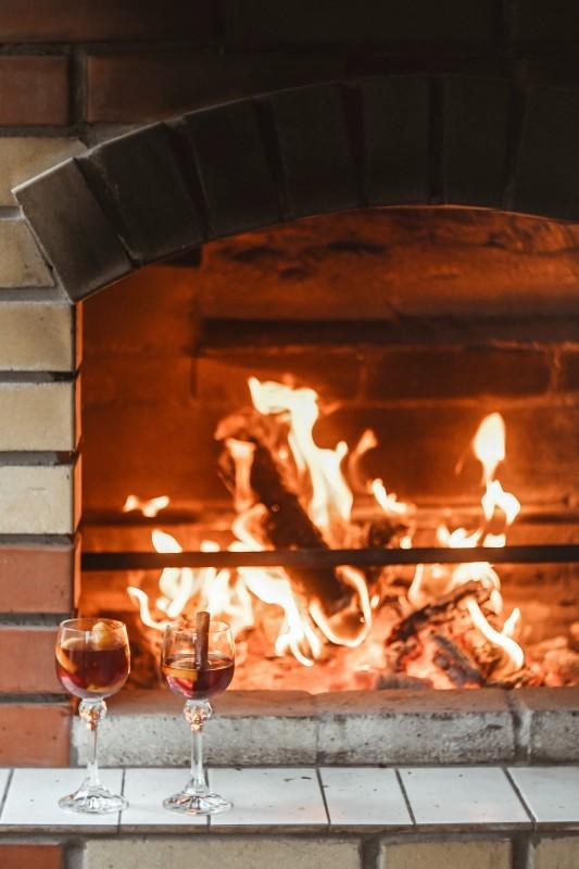 budget friendly fireplace ideas