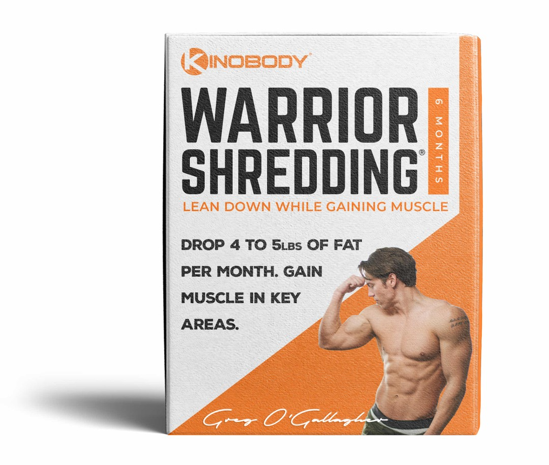 Warrior Shredding Program Example