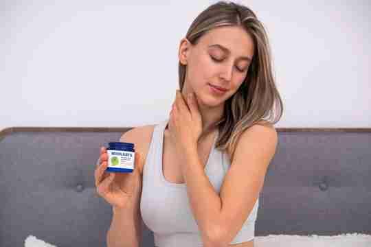 Migrastil Neck and Shoulder Cream