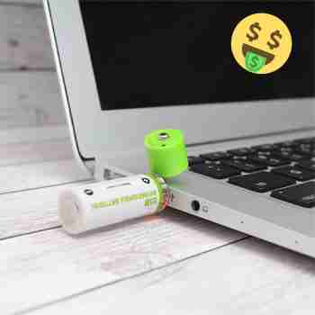 usb battery savings