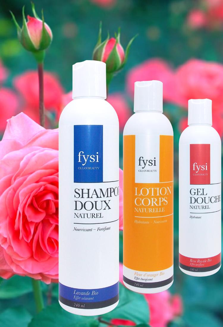 produits corps bio fysi clean beauty
