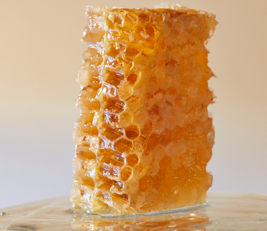 Or try honey, which is packed with vitamins and has antimicrobial and antibiotic properties that can improve your skin's health. Honey is also a natural humectant, drawing moisture to your skin.