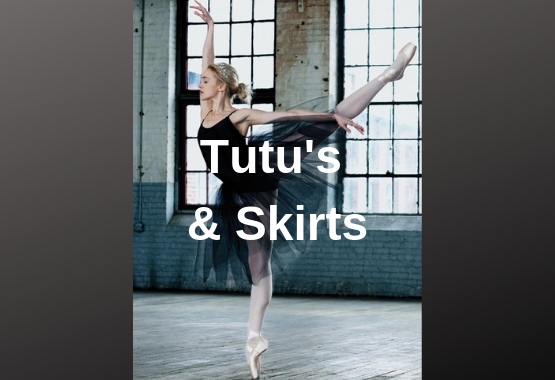 Tutu's and Skirts