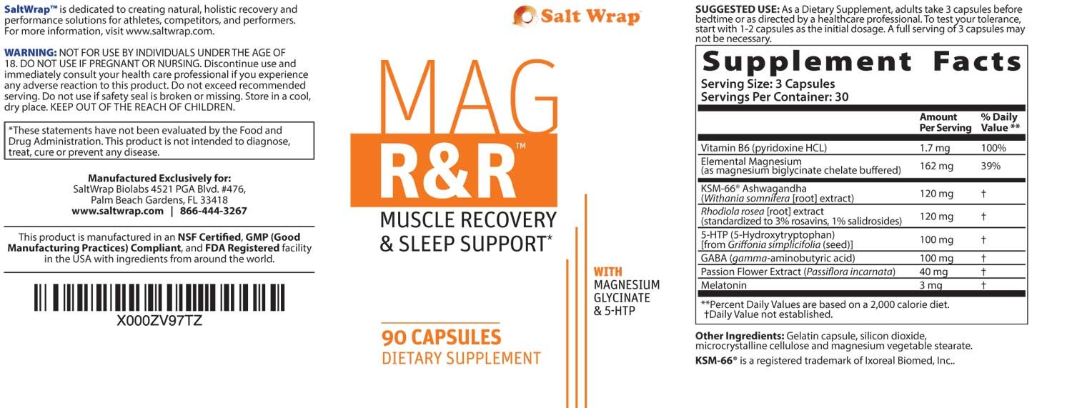 mag R&R ingredients
