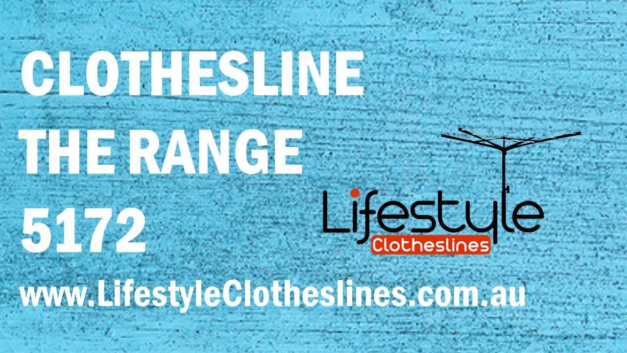 Clothesline The Range 5172 SA