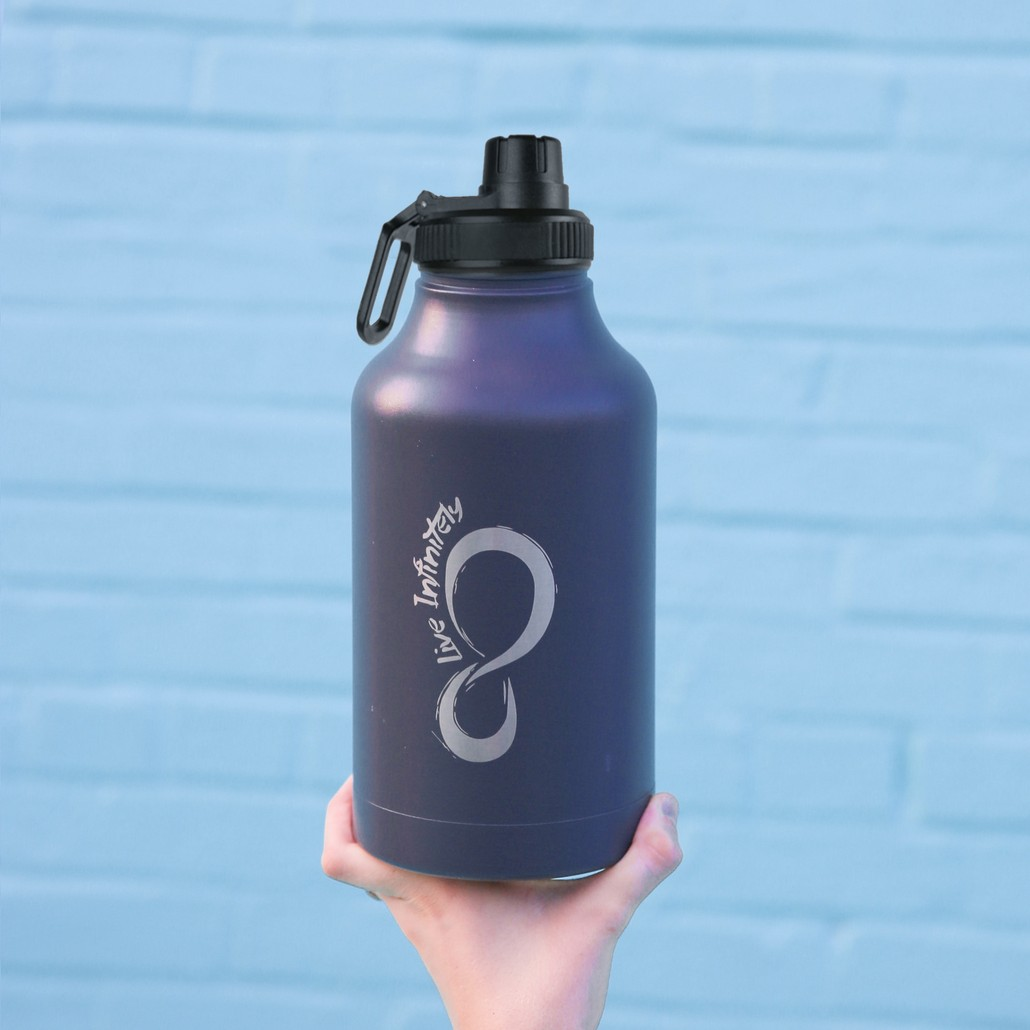 64oz Vacuum Insulated Water Bottle