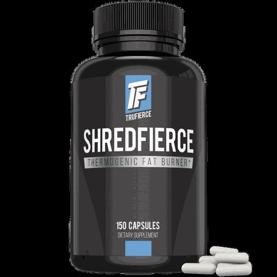 shredfierce fat burner by trufierce