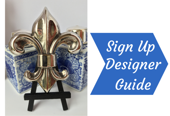 Sign up for guide to elegant findings