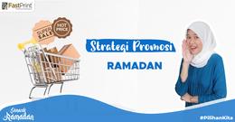 strategi promosi, strategi ramadan, promo ramadan