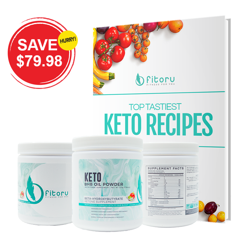 Fitoru Keto 90 Day Supply