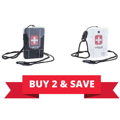 911 Help Now Plus 2 Pack - Buy 2 and SAVE