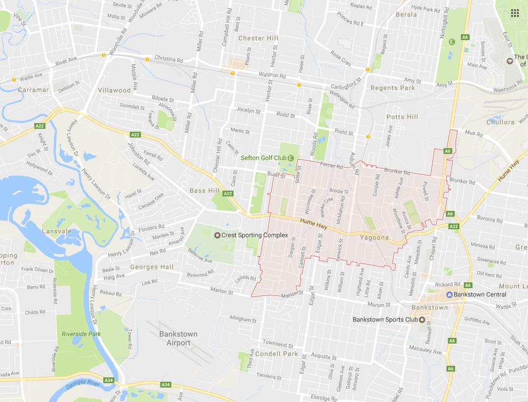 Clothesline Yagoona 2199 Canterbury-Bankstown NSW