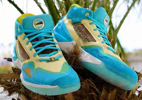 Moreno Valley Kawhi Leonard New Balance Shoes