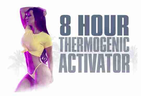 8 hour thermogenic activator